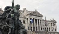 Palacio Legislativo. Foto: Archivo El País