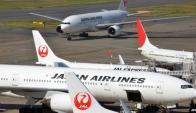 La aerolínea nipona invertirá US$ 10 millones en esta iniciativa. Foto: AFP