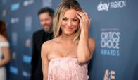Kaley Cuoco, una revelación a partir de la serie The Big Bang Theory.