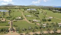 Entorno. En la zona prevalecen los espacios verdes; está ubicado muy cerca del balneario Bella Vista. (Foto: Gentileza Estudio Armas Arquitectura)