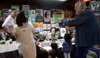 """El rincón infantil de la biblioteca """"Nuestros hijos"""" , ubicada en Carrasco. Foto: M.Bonjour"""