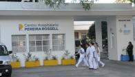 Evaluación: dos nilños siguen internados en el Pereira Rossell. Foto: Archivo El País