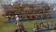 El anterior récord de Uruguay fue desplazado por La Pampa (foto). Foto: Difusión