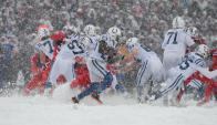 Buffalo Bills-Indianápolis Colts. Foto: Reuters