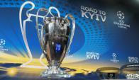 El gran trofeo de la Champions League