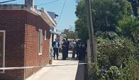 Una mujer y un hombre fueron encontrados muertos en San Carlos. Foto: Marcelo Gallardo
