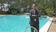Rafael Raviola, gerente general de Hotel del Lago.