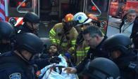 Akayed Ullah, el hombre de 27 años que intento atacar el metro de Nueva York. Foto: @SeishinNY
