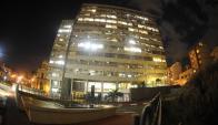 Los controladores del Banco Central detectaron maniobras irregulares en Open World. Foto: F. Ponzetto