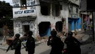 En Brasil hay 143 víctimas por día; una cada 10 minutos. Foto: Reuters