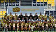 Foto oficial de Peñarol campeón 2017