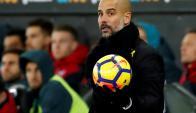 Pep Guardiola, el dueño de la pelota