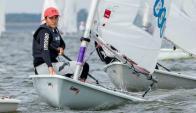 Dolores Moreira está segunda en el Mundial Sub 19