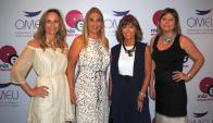 Laura Raffo, Elena Tejeira, Silvina Rocha, Andrea Belollio.