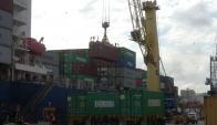 """Exportaciones se expandieron 13% en 2017 por """"notable aumento"""" del volumen colocado. Foto. F. Flores"""