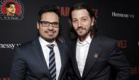 Diego Luna y Michael Peña
