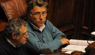 """El diputado """"rebelde"""" de la LIga Federal pone en jaque una vez más al FA. Foto: A. Colmegna"""
