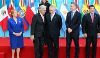 Los presidentes del Mercosur se vuelven a reunir en Brasilia para cerrar el 2017. Foto: Reuters