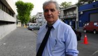 Juan Miguel Petit, comisionado parlamentario para el sistema carcelario. Foto: Marcelo Bonjour