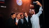 PSG en Qatar