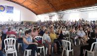 Alta participación: esta vez hubo mucho concurrencia. Foto: Marcelo Bonjour