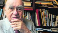 Julio María Sanguinetti. Foto: Ariel Colmegna