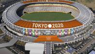 Juegos Olímpicos Tokio 2020. Foto: AFP.