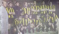 Peñarol. Foto: Archivo El País.