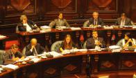 Javier García: la gente paga el Fonasa y tiene derecho a elegir su mutualista. Foto: A. Colmegna