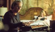 "Alex Nero en ""João: O Maestro""."