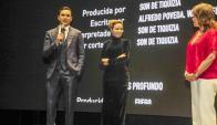 Keylor Navas estrena su película
