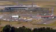 En aviación general, se aguardan 1.850 aterrizajes en la temporada. Foto: R. Figueredo
