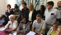 Abuelas de Plaza de Mayo anunciaron que encontraron a la nieta número 127. Foto: Prensa Abuelas Plaza de Mayo