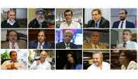 Collage protagonistas entrevistas El País. Fotos: El País