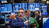 En EE.UU., Europa y América Latina las bolsas tuvieron fuertes subas. Foto: Reuters