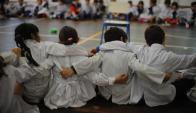El 45% de los que se les suspende la asignación son escolares. Foto: F. Ponzetto