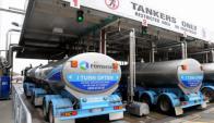 Licitación de Fonterra marcó subas para los lácteos. Foto: Fonterra.