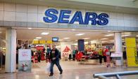 Sears es una de las cadenas más propensas a caer en quiebra este año. Foto: AFP