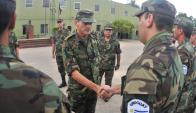 Las repercusiones del mensaje del jefe del Ejército siguen avivando las reacciones de actores políticos y eclesiásticos. Foto: F. Ponzetto