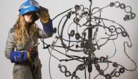 Lara Campiglia, artista plástica