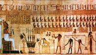 Papiro egipcio. Foto: Pixabay
