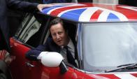 El exprimer ministro británico David Cameron. Foto; Reuters