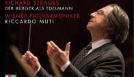 RICCARDO MUTI / WIENER PHILHARMONIKER