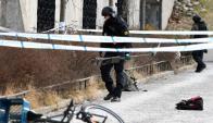 La Policía sueca investiga lo ocurrido. Foto: Reuters