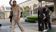Primer ministro de Tailandia . Foto: EFE