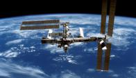 Estación Espacial Internacional (ISS). Foto: Pixabay