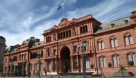 Diferencias amenazan con tensar relación  de la Casa Rosada y el BCRA. Foto. EFE