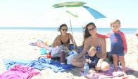 Los turistas extranjeros eligen el lugar por su tranquilidad y cercanía con Punta del Este