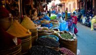 Marruecos, mercado