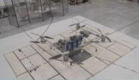 Proyección. El objetivo es que se transforme en una plataforma de carga a gran escala. (Foto: Boeing)